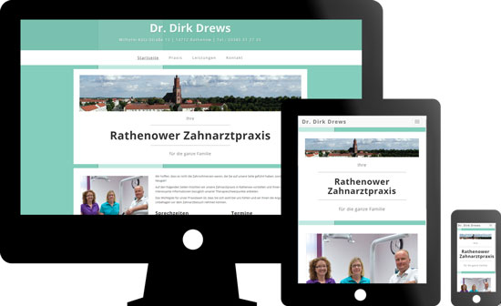 Dr. Drews in Rathenow